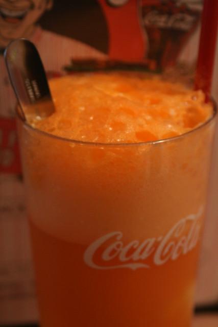 Orange Creamsicle Float | Flickr - Photo Sharing!