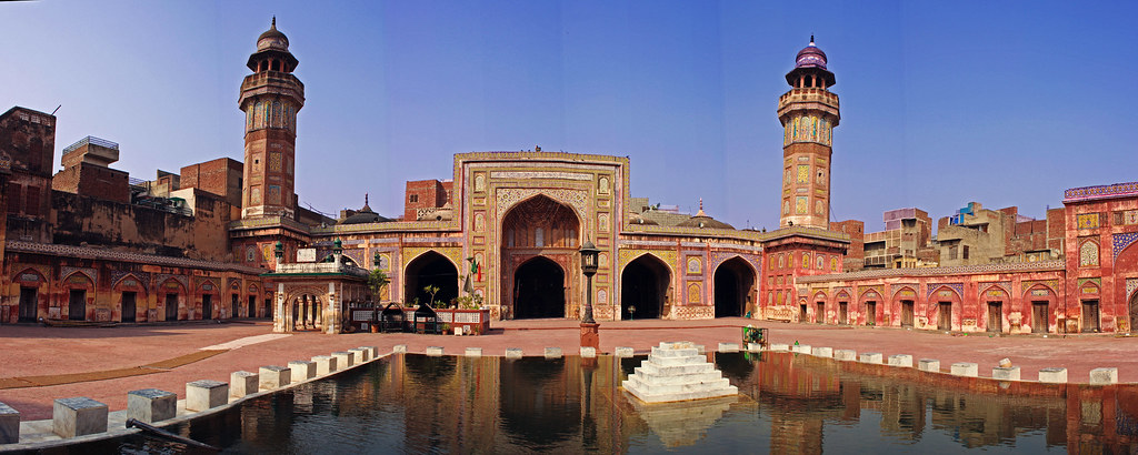 Wazir Khan Masjid The Wazir Khan Mosque In Lahore
