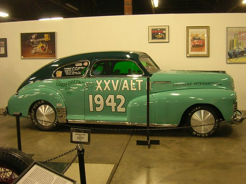 1942 Chevrolet Aero Sedan Race Car 4