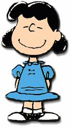 Peanuts - Lucy