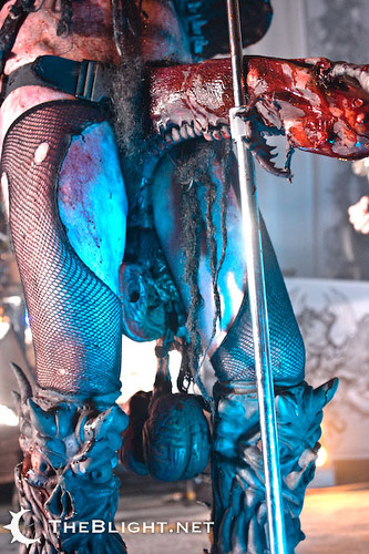 3058556631 4c0fd3d5eb GWAR at the SF Regency Ballroom