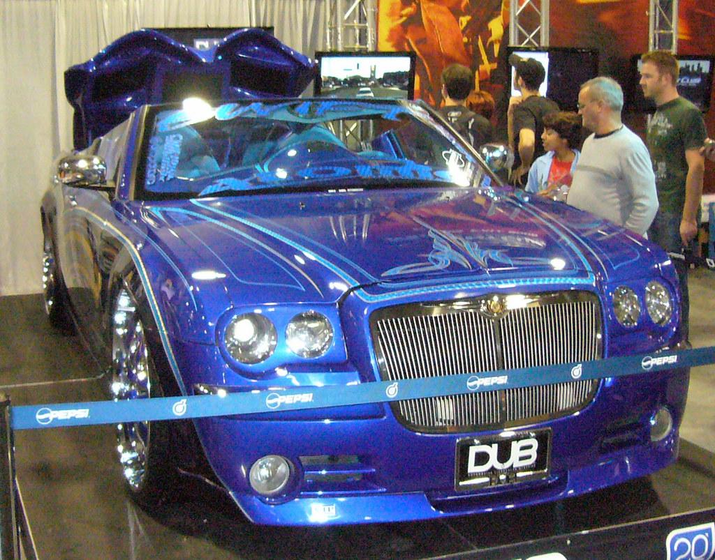 Chrysler 300 Dub Edition