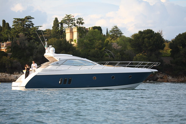 Italian boat builder Sessa Marine introduced the C46 to great acclaim from ...