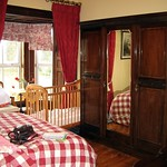 Room at Glendine Country House, County Wexford, Ireland