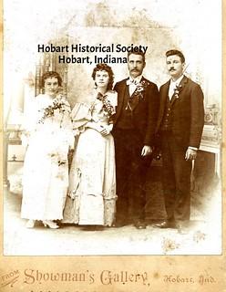 Scholler group 1890s