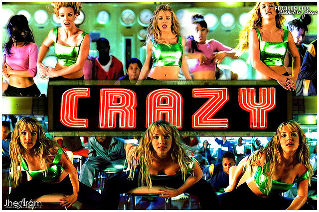 Britney Spears - Crazy