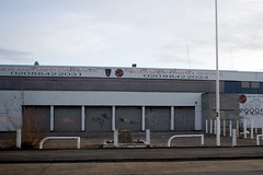 Former Rover Building