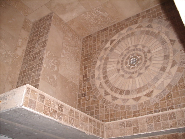 Tile Shower Floor Flickr Photo Sharing