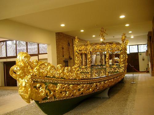 Aranjuez (Madrid) - Museo de Falúas Reales