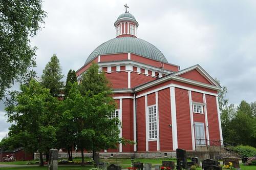 church finland saarijärvi