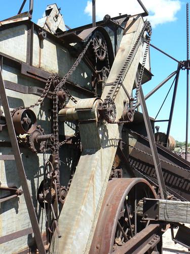 tractor rust