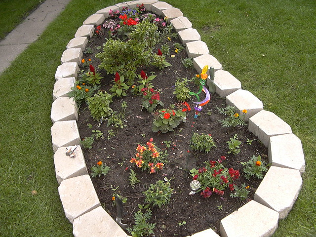 Photo for Flower bed shapes designs