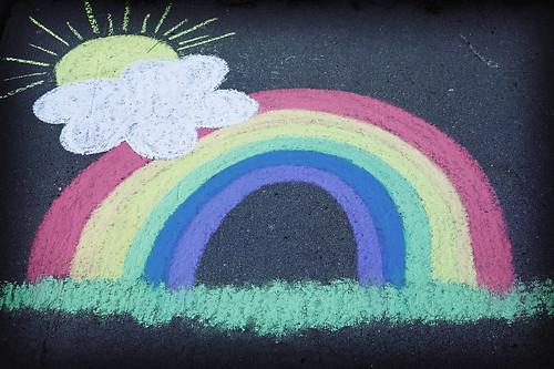 A Rainbow for Kim B.