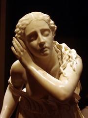 sculpture: 19th century (detail)