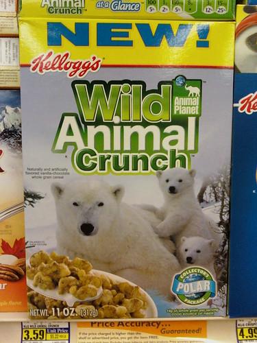 Made from baby polar bears
