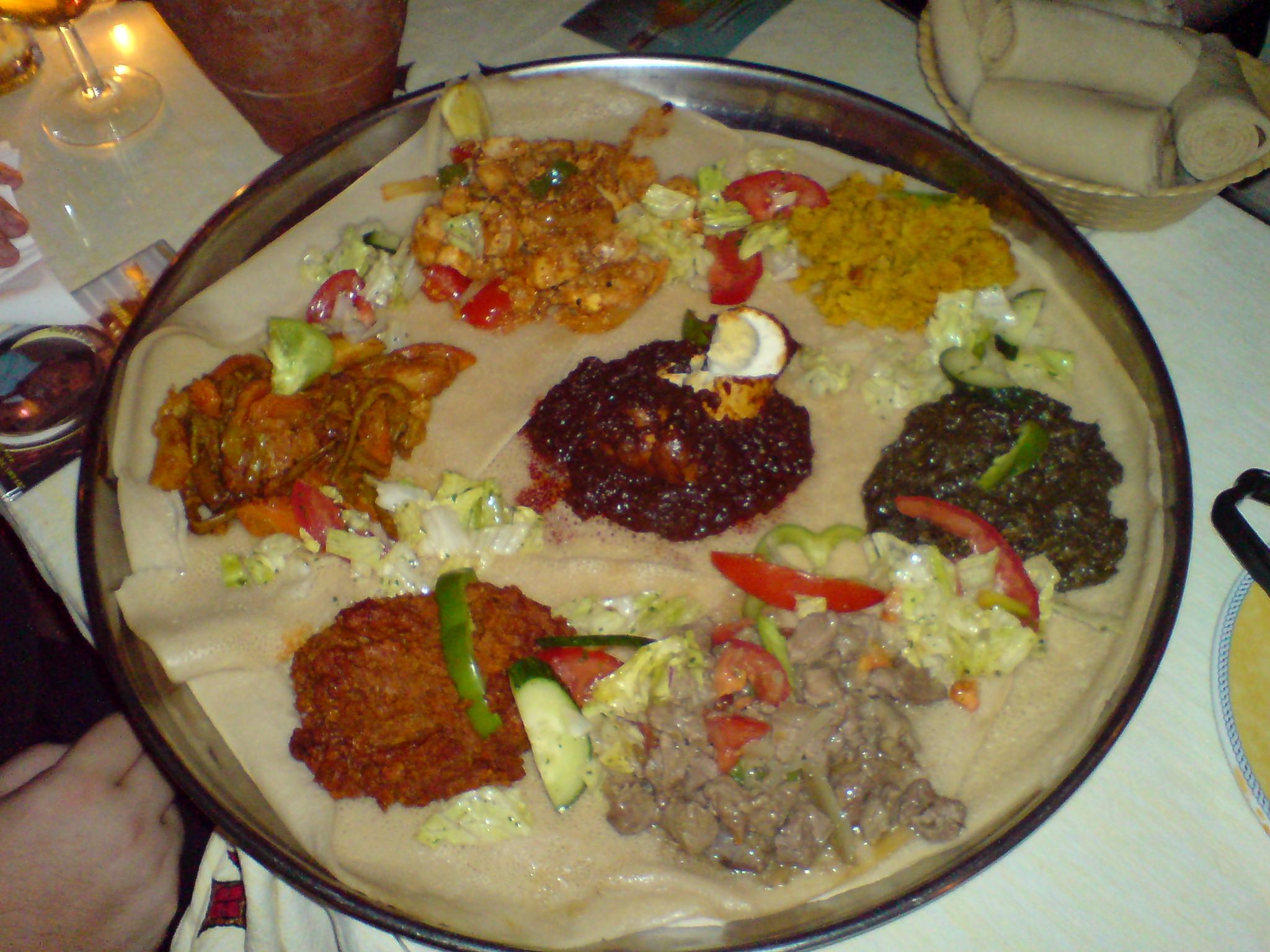 Asmara Restaurant London Sw Lf