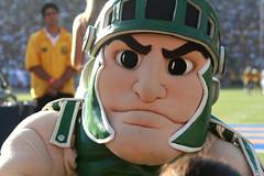 college mascot