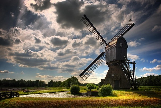 Le moulin noir