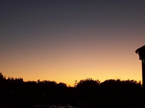 sunset sky sun home clouds scenery springfieldmissouri theozarks rottlady rottladyhome
