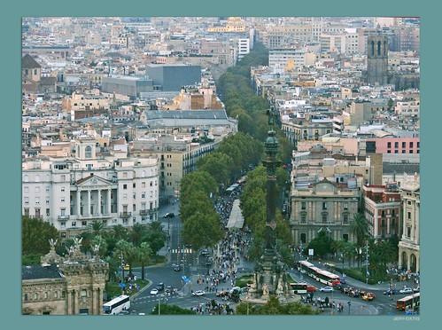 Barcelona 2008 - La Rambla -
