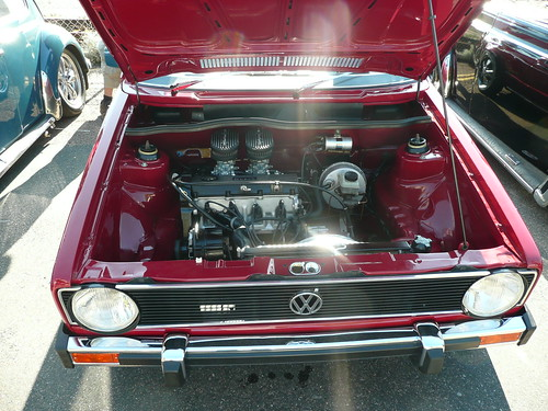Resto Golf Engine