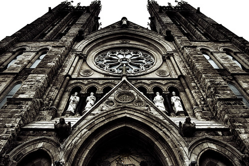 Church of Our Lady Immaculate by Davey S