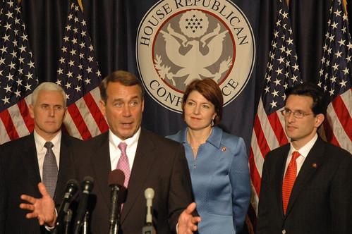 The New House Republican Leadership Team | Speaker.gov