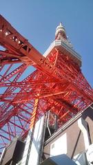 東京タワーにキター
