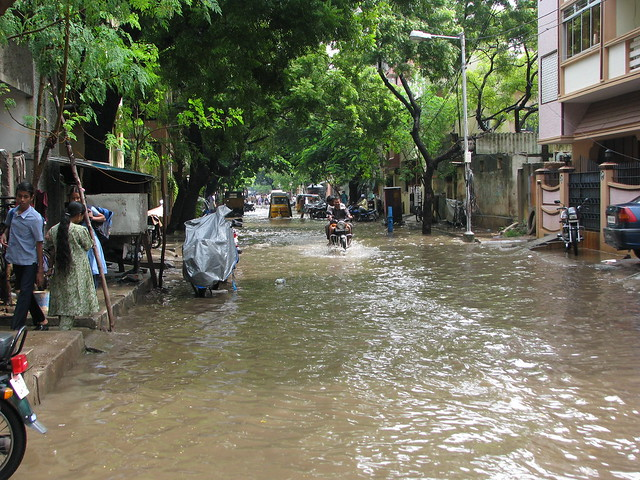 Photo of Chennai Floods