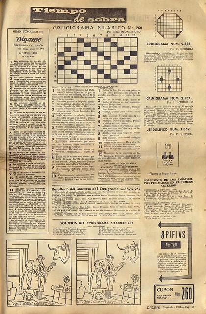 Dígame, No. 1.448, October 3 1967 - 43