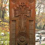 Armenian Cross - Riga, Latvia