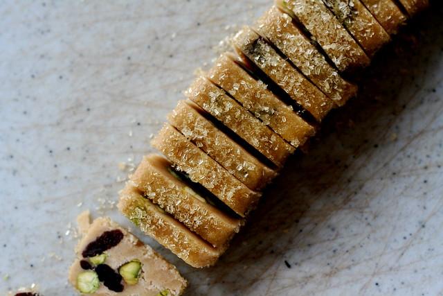 Pistachio-Cranberry Icebox Cookies | Flickr - Photo Sharing!