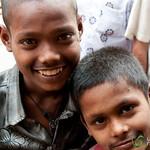 Cheeky Kids on the Streets of Old Dhaka, Bangladesh
