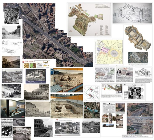 Mussolini's Rome - The 'Via Dell' Impero' and the 'Imperial Fora' (1924-1940): The New Studies of the Fascist Systemization of the Imperial Forums; and the new Metro C Excavations at the Velia & Colosseum Valley (2006-11).