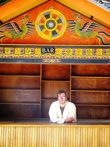 Tex Rubinowitz, Thimphu, Bhutan