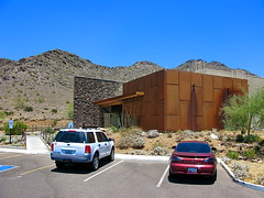 Cave Creek Recreation Area Visitor Center - LEED Certified