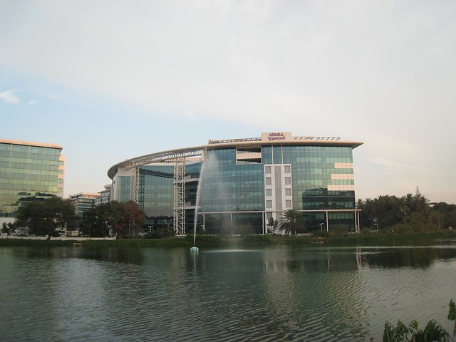 Bagmane tech park in bangalore dating 9