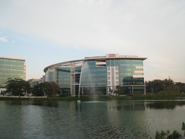 Bagmane tech park in bangalore dating 9