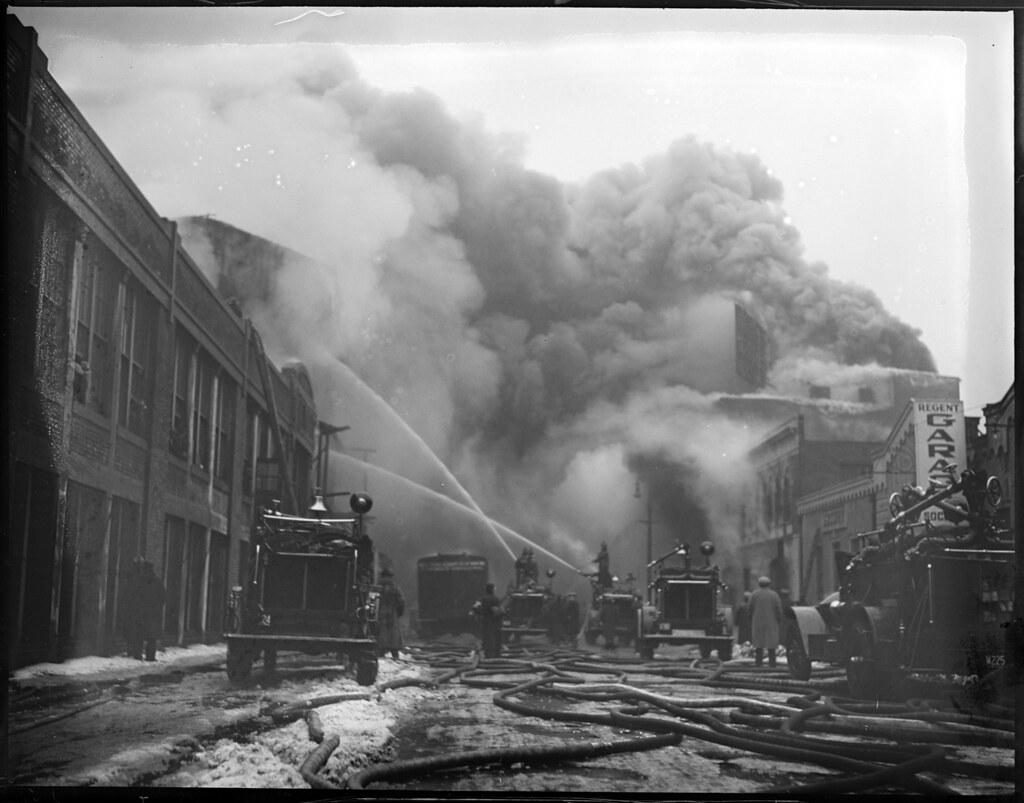 Incendio Fenway Park