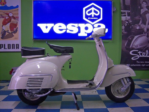 1965 Vespa GL Done#2