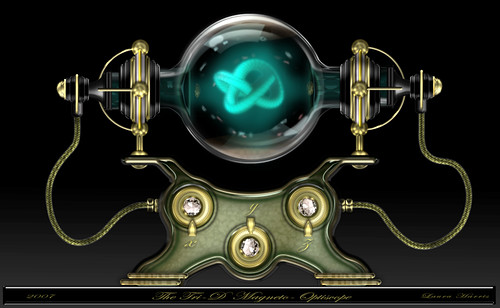 Magnetescope