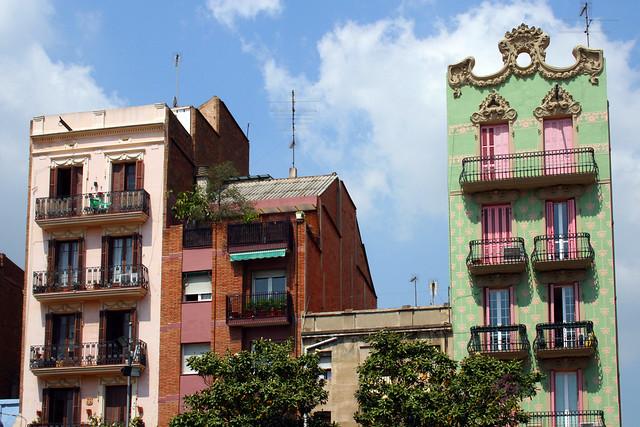Barcelona - Flickr CC Bert Kaufmann