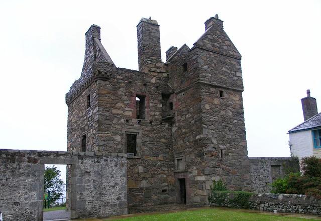Carsluith castle 2