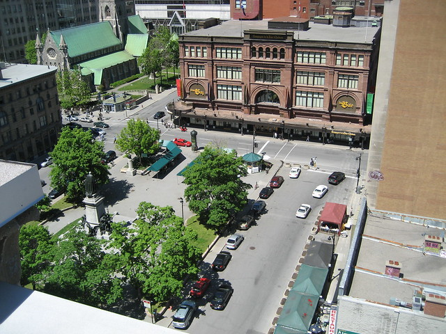 Square Phillips Hotel Amp Suites Montreal