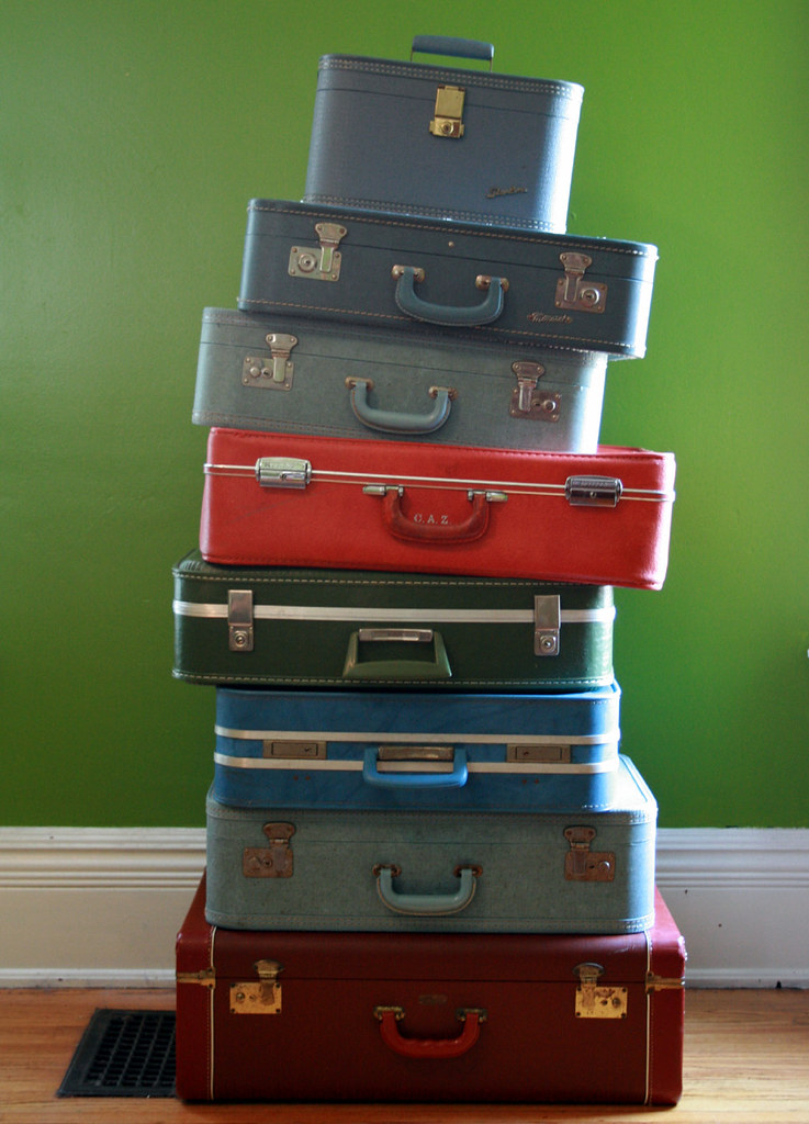 Suitcase, Travel Packing