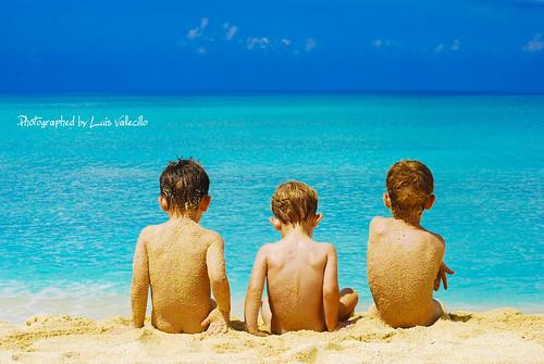 Cayman Beach Buns