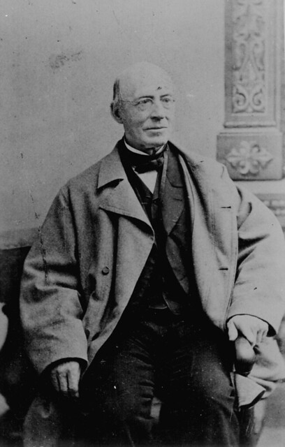 Header of William Lloyd Garrison