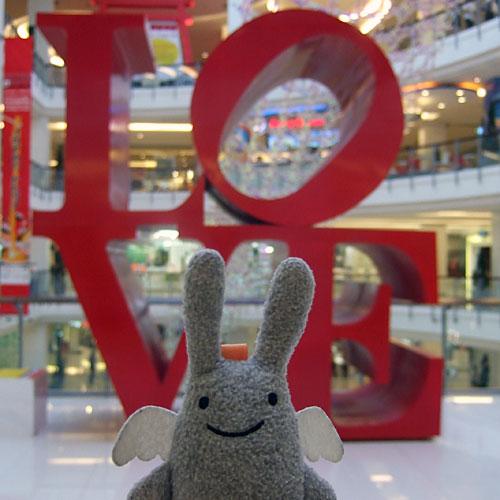 Angel Bunny love