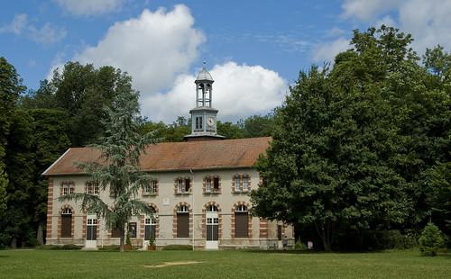 Parc de la Poudrerie, Sevran, France