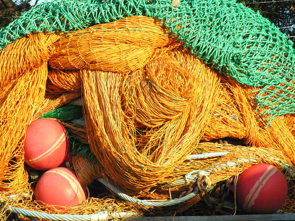 Fishing nets, Bermagui